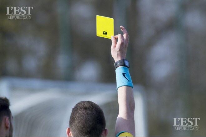 Un nouveau cas d'arbitre agressé à Besançon