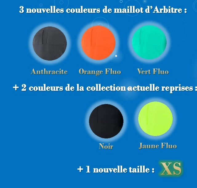 Maillot Arbitre Football NIKE 2020 21 Manches Courtes