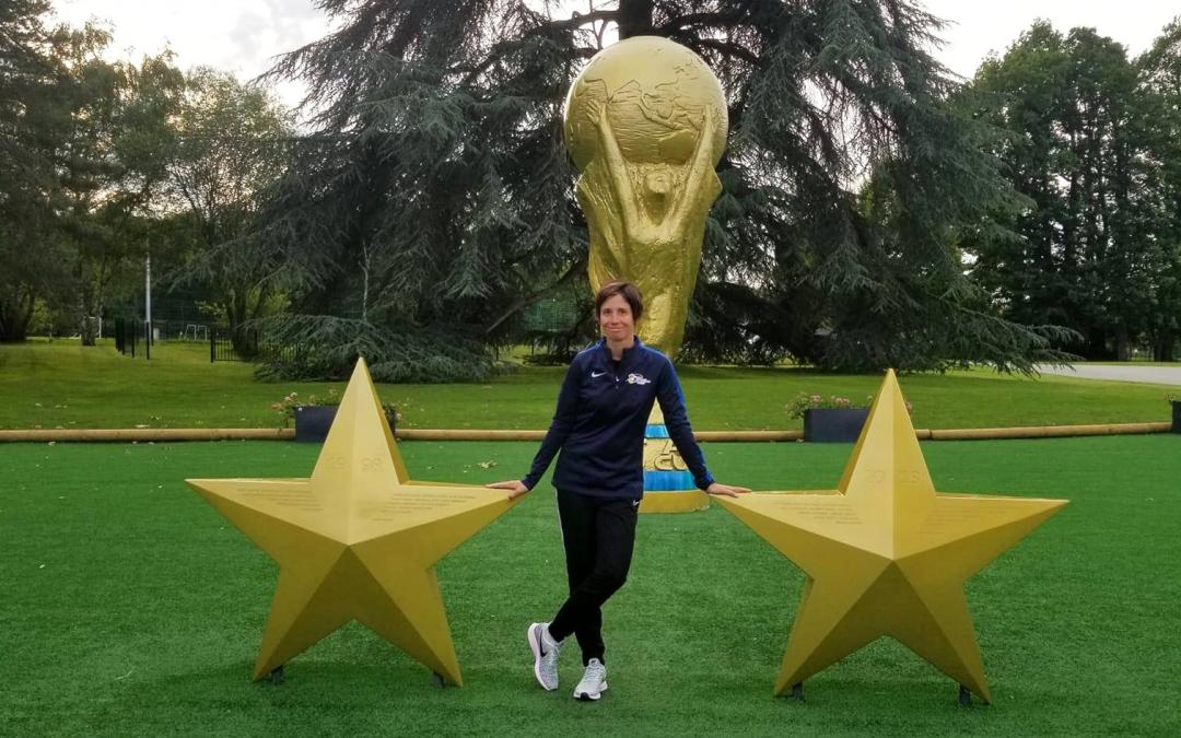 Désignations : Une demi-finale de coupe de France Féminines pour Valérie TODESCHINI !
